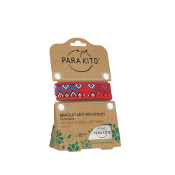 Parakito Bracelet anti-moustiques Maya