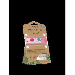 Parakito Bracelet anti-moustiques Enfant Cupcakes