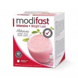 Modifast Intensive Milkshake Fraise 9 repas