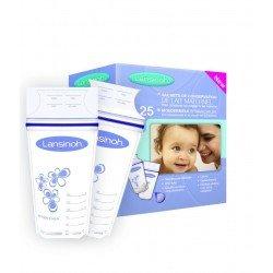 Lansinoh sachet de congélation pour lait maternel 25