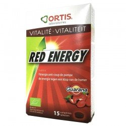 Ortis Vitalité Red Energy 15 comp