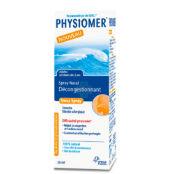 Physiomer Sinus pocket Spray 20ml