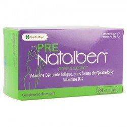 Pre Natalbeen Préconception 84 caps