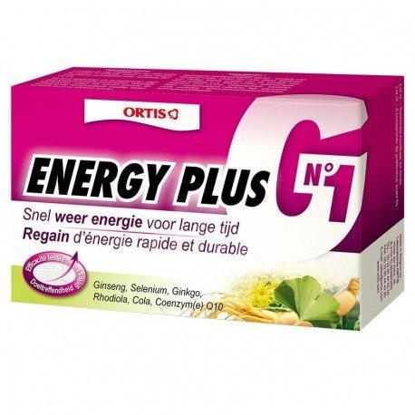 Energy plus g n°1 comprimés 36