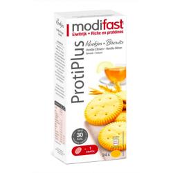 Modifast Protiplus Biscuits Vanille - Citron 156g
