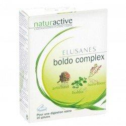Elusanes Boldo Complex 20 gélules