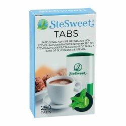 Stesweet stevia tabl 250