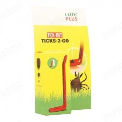Care plus tick-out ticks-2-go