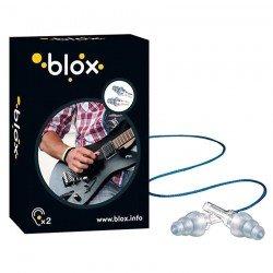Blox musique protect auditives avec filtre acoustique (1 paire)