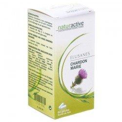 Naturactive Elusanes Chardon Marie 60 gélules