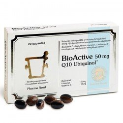 Pharma Nord Bioactive Q10 50mg 20 capsules