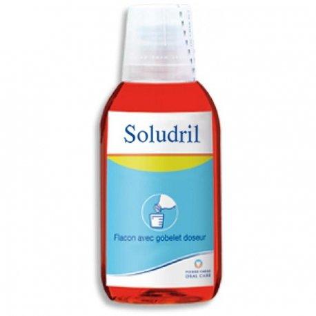 Soludril Sans Sucre 125ml