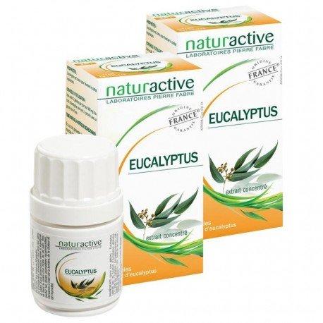 Elusanes Eucalyptus duo 2x60 capsules