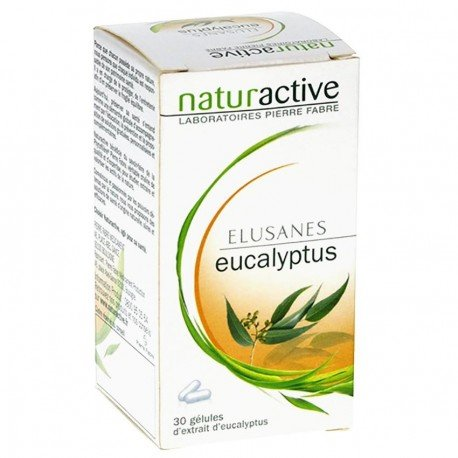 Elusanes Eucalyptus 200mg 30 gélules