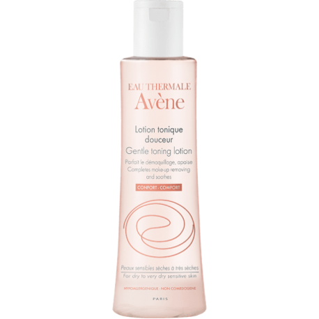 Avene Lotion tonique douceur flacon 200ml