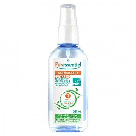Puressentiel Lotion Assainissante Spray 80ml