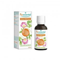 Puressentiel Huile Végétale Bio Rose Musquée 30ml