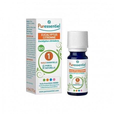 Puressentiel Eucalyptus Citron HE BIO 10ml