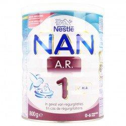 NAN AR 1 Lait pour Nourissons 800g