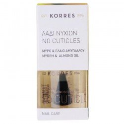 Korres km nail colour 60 berry rose 10ml