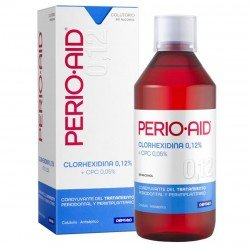 Perio.aid Intensive Care Bain Bouche 0,12% 500ml