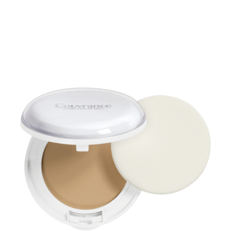 Avene Couvrance crème teint compacte naturel fini mat