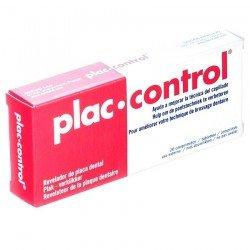 Plac Control Révélateur de Plaque Dentaire Tabl 2x10 (3500)