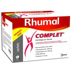 Rhumal complet sachets 90