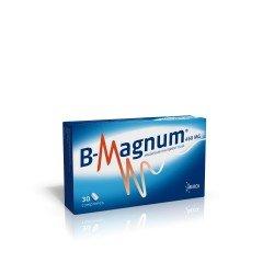 Bio-magnum comprimés 450mg x 30