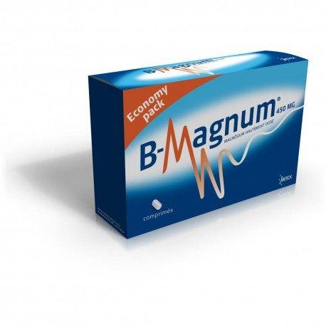 Bio-magnum comprimes 450mg 90