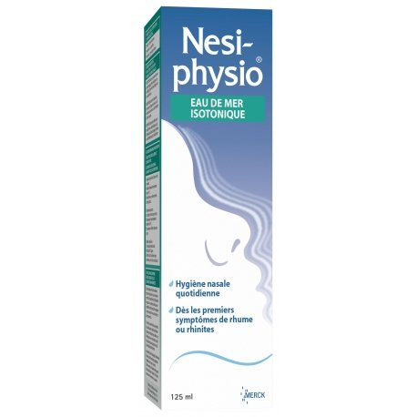 Nesi physio spray nasal 125ml