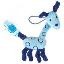Difrax Attache Sucette Peluche Girafe