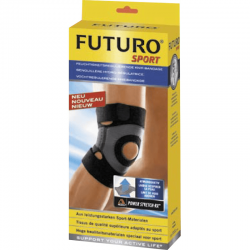 Futuro sport genouillère à contrôle de l'humidité genouillere medium
