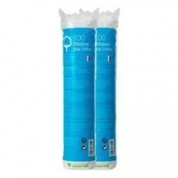 Laboratoire Marque Verte Disques coton – 2 sachets de 100