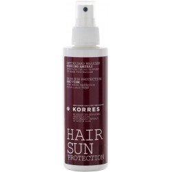 Korres Solaire Protection cheveux Vigne rouge 150ml