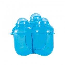 Difrax Boite à 3 Compartiments Lait En Poudre