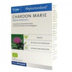 Pileje Phytostandard chardon marie caps 20