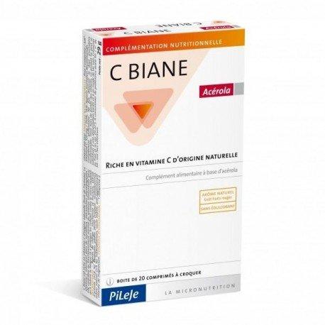 Pileje C Biane Acerola 20 comp