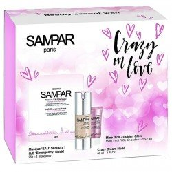 Sampar Coffret Crazy in Love 3 produits
