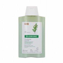 Klorane Shampooing antipelliculaire Myrte pellicules grasses 200ml
