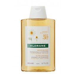 Klorane Shampooing Camomille Reflets Blonds 200ml