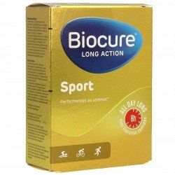 Biocure Long Action Sport 30 comp