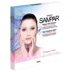 """Sampar Masques """"Eau"""" Secours 3x25g"""