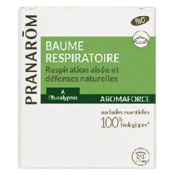 Pranarom Aromaforce Baume Pectoral BIO 80ml