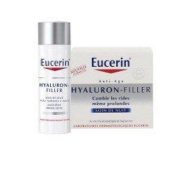 Eucerin Pack Hyaluron-filler crème jour peaux normales à mixtes 50ml + Hyaluron Filler crème de nuit 50ml