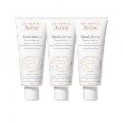 Avene Trio Pack Xeracalm A.D baume relipidant tube 3x200ml