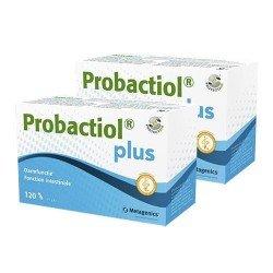 Duo Pack Metagenics Probactiol plus 120 capsules
