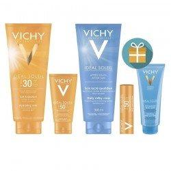 Vichy Pack Solaires Peaux normales à sèches