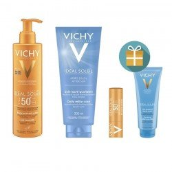 Vichy Pack Solaires Anti-sable SPF50