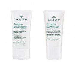 Nuxe Pack Aroma-Perfection Masque 40ml + Creme anti-imperfections 40ml